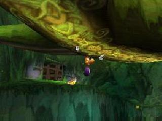 Screenshot Thumbnail / Media File 1 for Rayman 2 - The Great Escape [U]